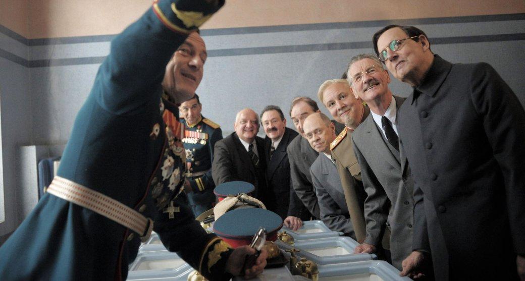 Рецензия на«Смерть Сталина». Астоилоли запрещать?. - Изображение 7