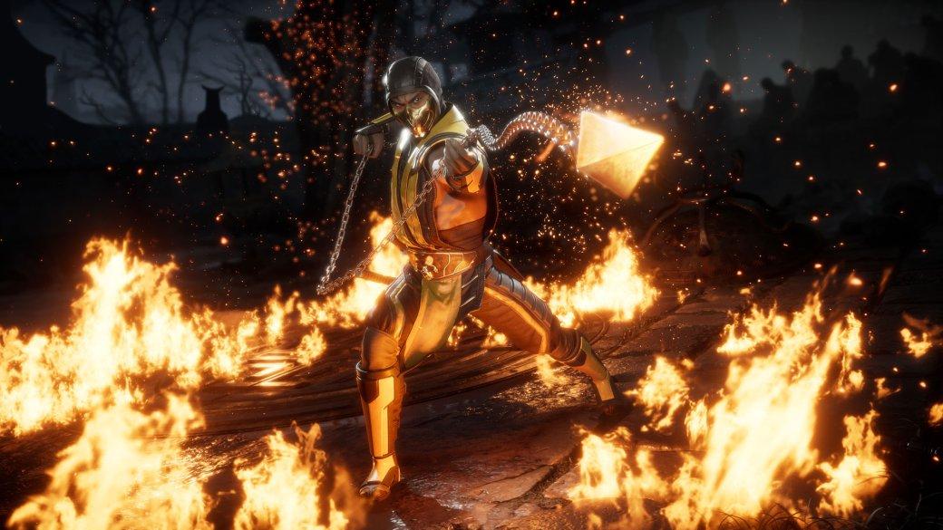 Взгляните на Скорпиона, Рейдена и Шао-Кана на новом движке Mortal Kombat XI | Канобу - Изображение 1