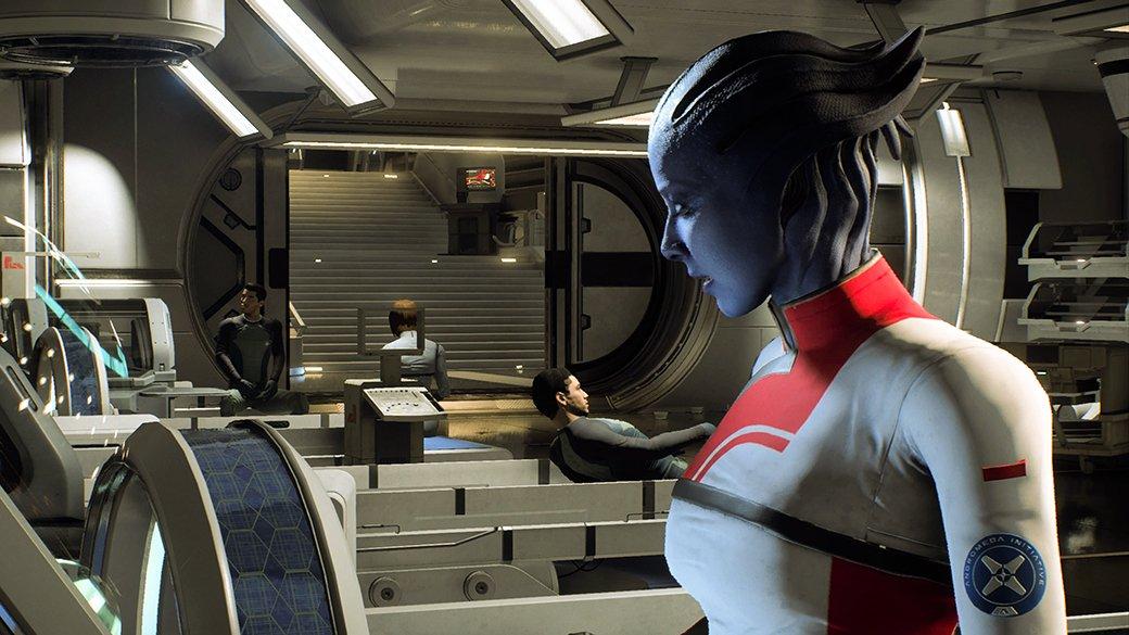 20 изумительных скриншотов Mass Effect: Andromeda | Канобу - Изображение 11