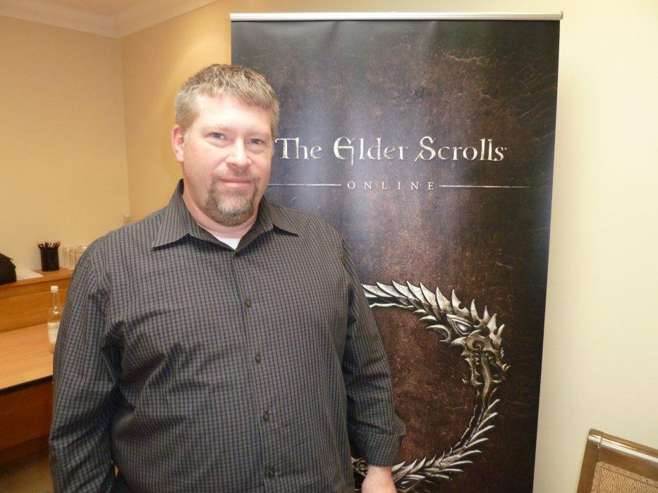 The Elder Scrolls Online. Интервью с Мэттом Фирором   Канобу