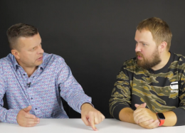 Леонид Парфенов заручился поддержкой Wylsacom для нового сезона шоу «Парфенон»