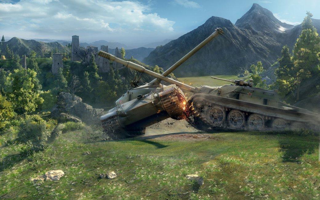 «Время танков» уже настало. Любительская серия поWoT стартует завтра   Канобу - Изображение 304