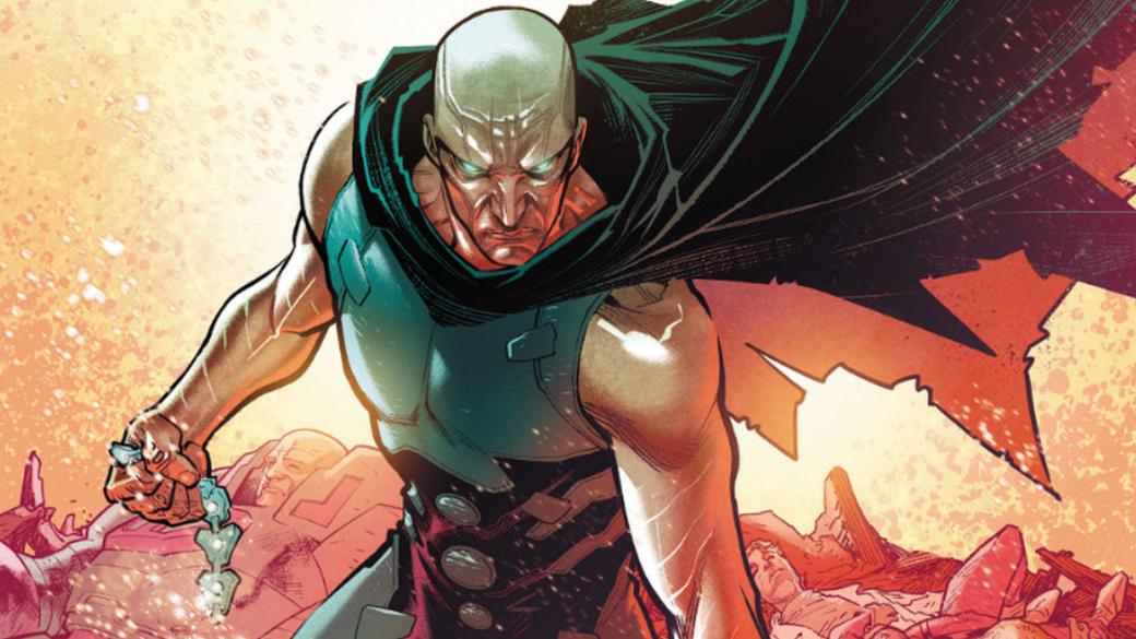 Лекс Лютор отправится наохоту насамого себя впараллельных вселенных   Канобу - Изображение 1