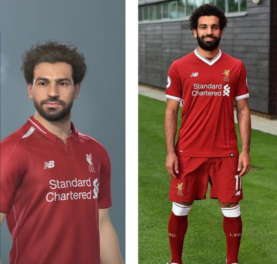 Лучшие игроки в PES 2019: сравнение реальных и виртуальных футболистов | Канобу - Изображение 7
