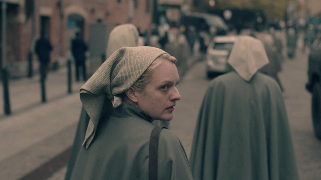 Первые впечатления от3 сезона «Рассказа служанки». Наконец-то революция!