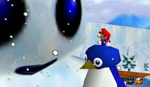Десять лучших снежных эпизодов в видеоиграх   Канобу - Изображение 1681