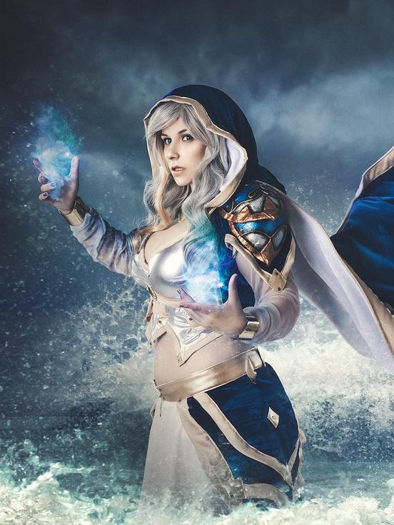 Лучший косплей по Warcraft – герои и персонажи WoW, фото косплееров   Канобу - Изображение 8