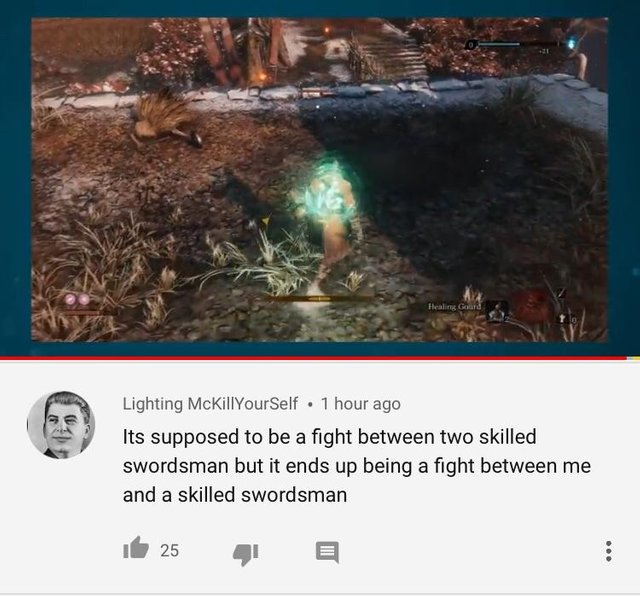 The Internet is in full swing discussing Sekiro: Shadows Die Twice. We collected the best jokes and funny moments | Kanobu - Image 4