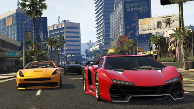 В Grand Theft Auto Online добавят ограбления этой весной | Канобу - Изображение 7750