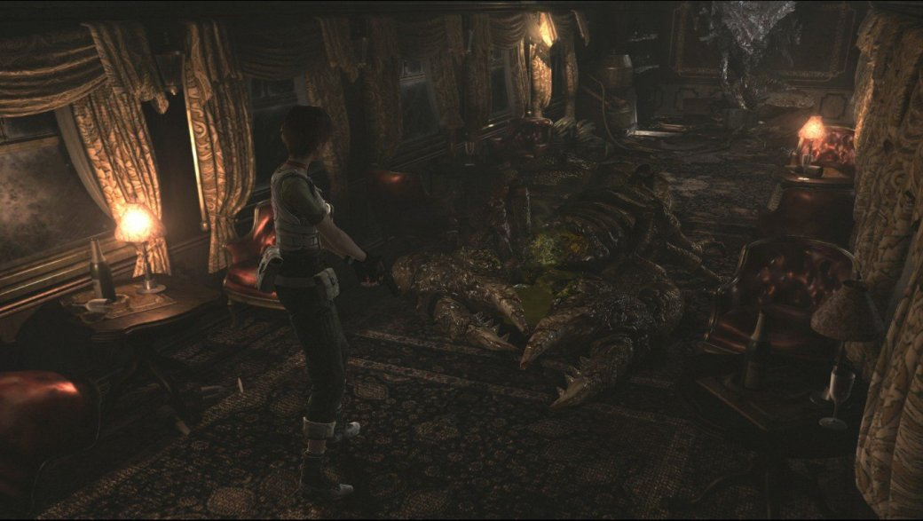 Рецензия на Resident Evil Zero HD | Канобу - Изображение 0
