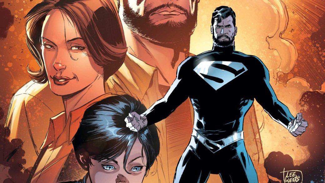 У Супермена новый костюм!   Канобу - Изображение 12129