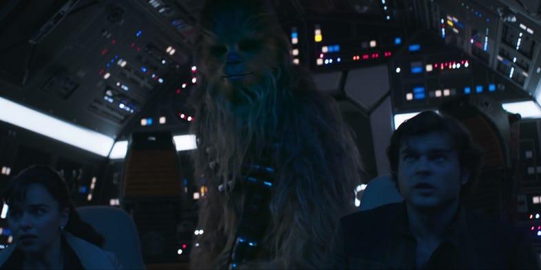 Разбор второго трейлера «Соло: Звездные войны. Истории». Все, что выупустили. - Изображение 15
