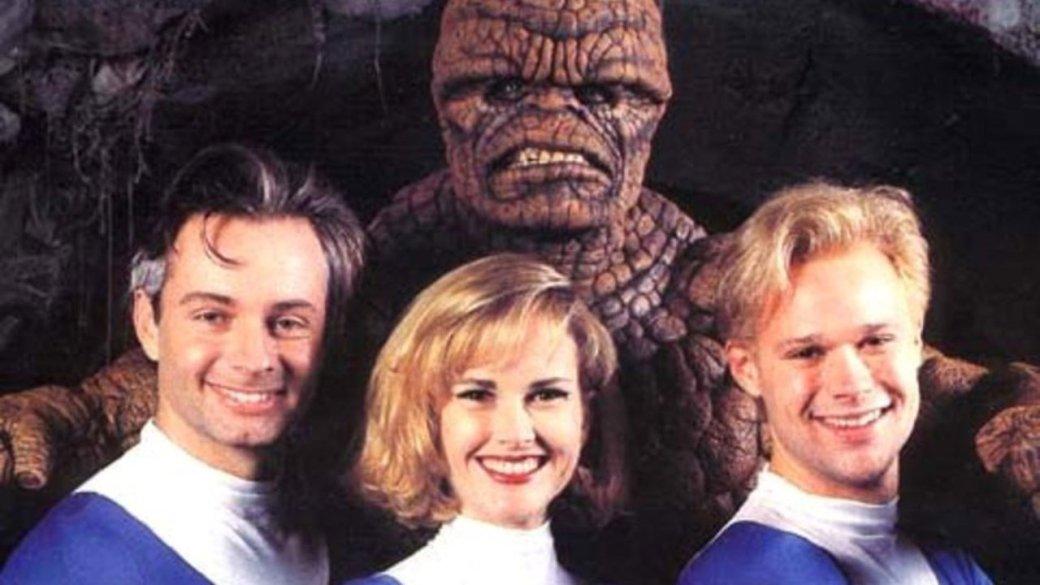 ВСеть выложили полную версию отмененного фильма 1994 года по«Фантастической четверке» Marvel   Канобу - Изображение 1