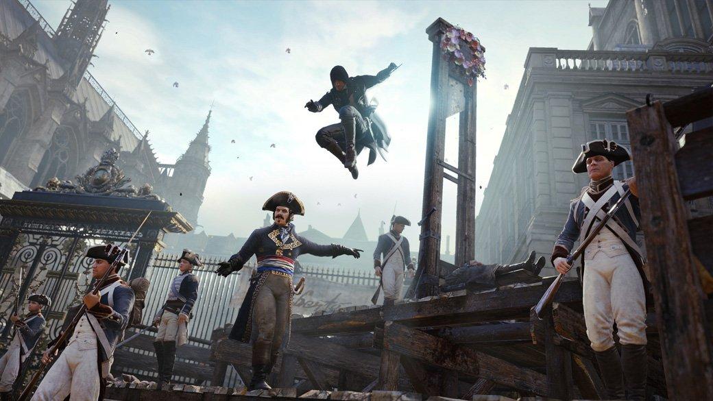 Обзор Assassin's Creed Unity - рецензия на игру Assassin's Creed Unity | Рецензии | Канобу