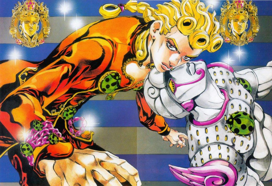 Дождались: анонсирована пятая часть аниме JoJo's Bizarre Adventure— Golden Wind. Ждем тонны безумия | Канобу - Изображение 1489