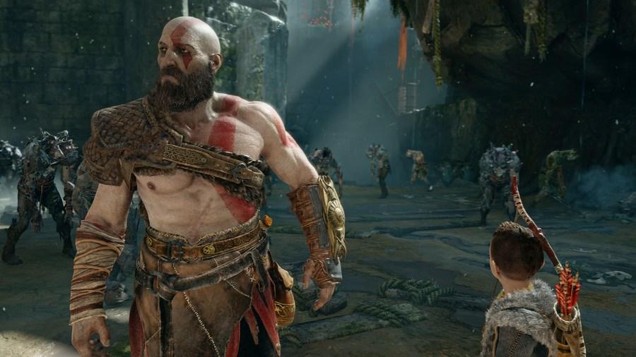 Кратос снова рвется вбой: новая God ofWar получит режим «Новая игра +» всередине августа. - Изображение 1
