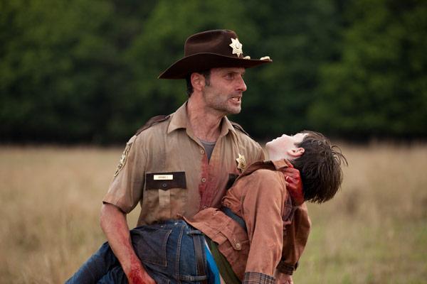 Мнение. Почему твист в8 серии 8 сезона создает «Ходячим мертвецам» много проблем вбудущем. - Изображение 5