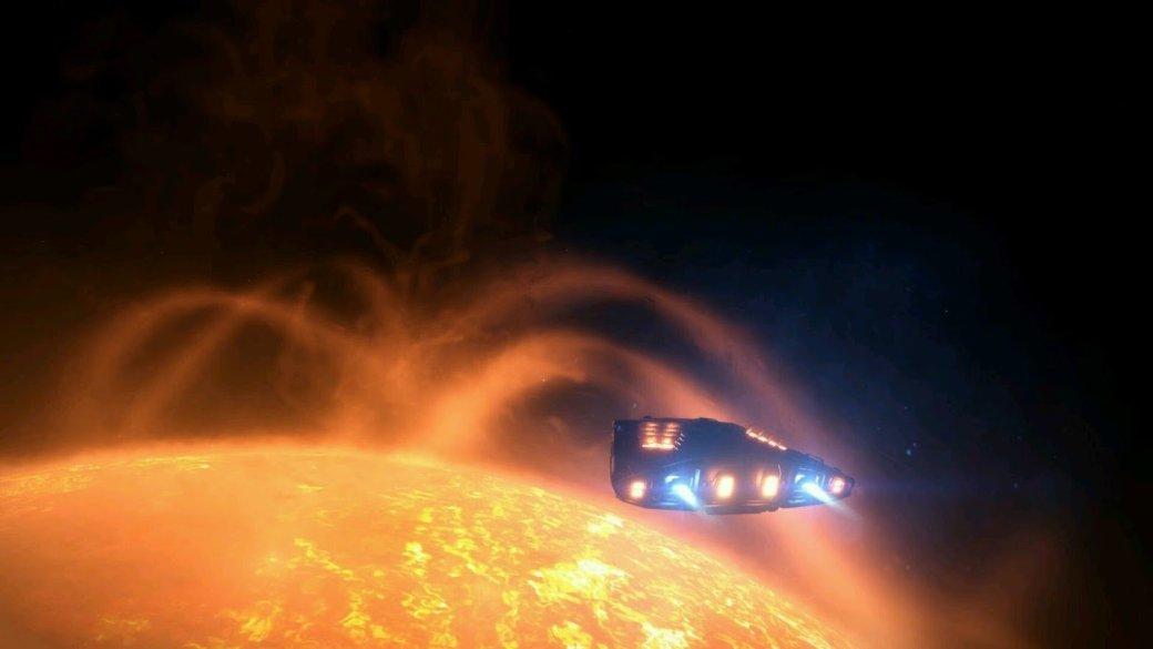 Завораживающий космос. Как Elite: Dangerous выглядит на PS4 | Канобу - Изображение 2