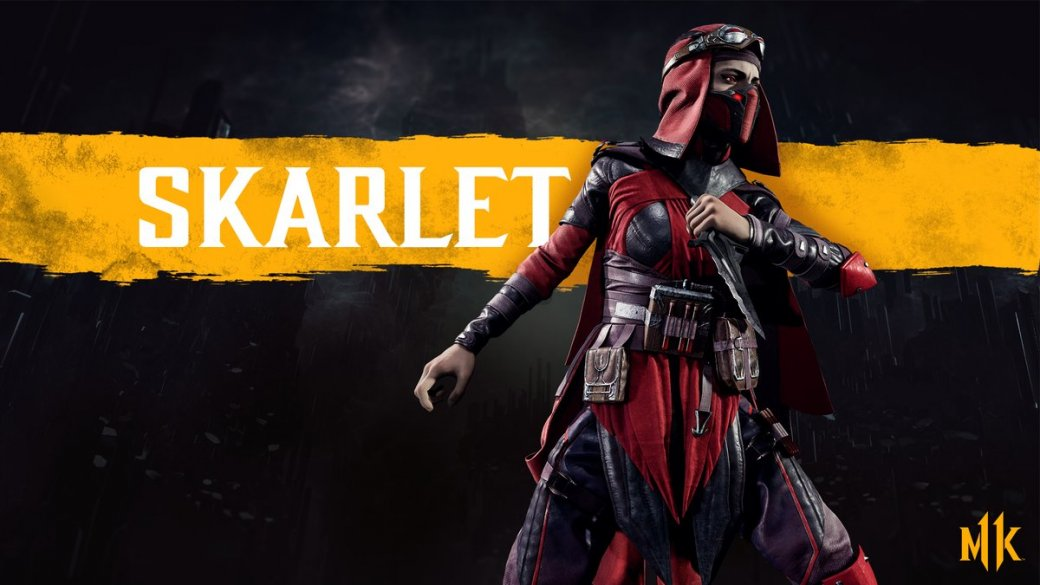 ВMortal Kombat 11 появится эксклюзивный для России скин для Скарлет [обновлено: только на PS4] | Канобу - Изображение 1