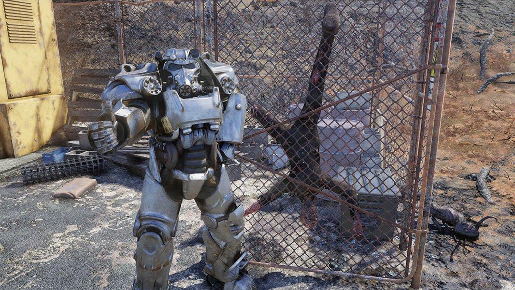 Разочаровавшись вэндгейм-контенте Fallout 76, игрок провозгласил себя еефинальным боссом | Канобу - Изображение 1