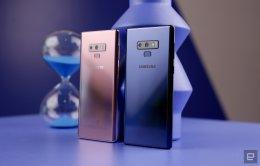 Samsung представила Galaxy Note 9 сновой камерой иобновленным пером S-Pen