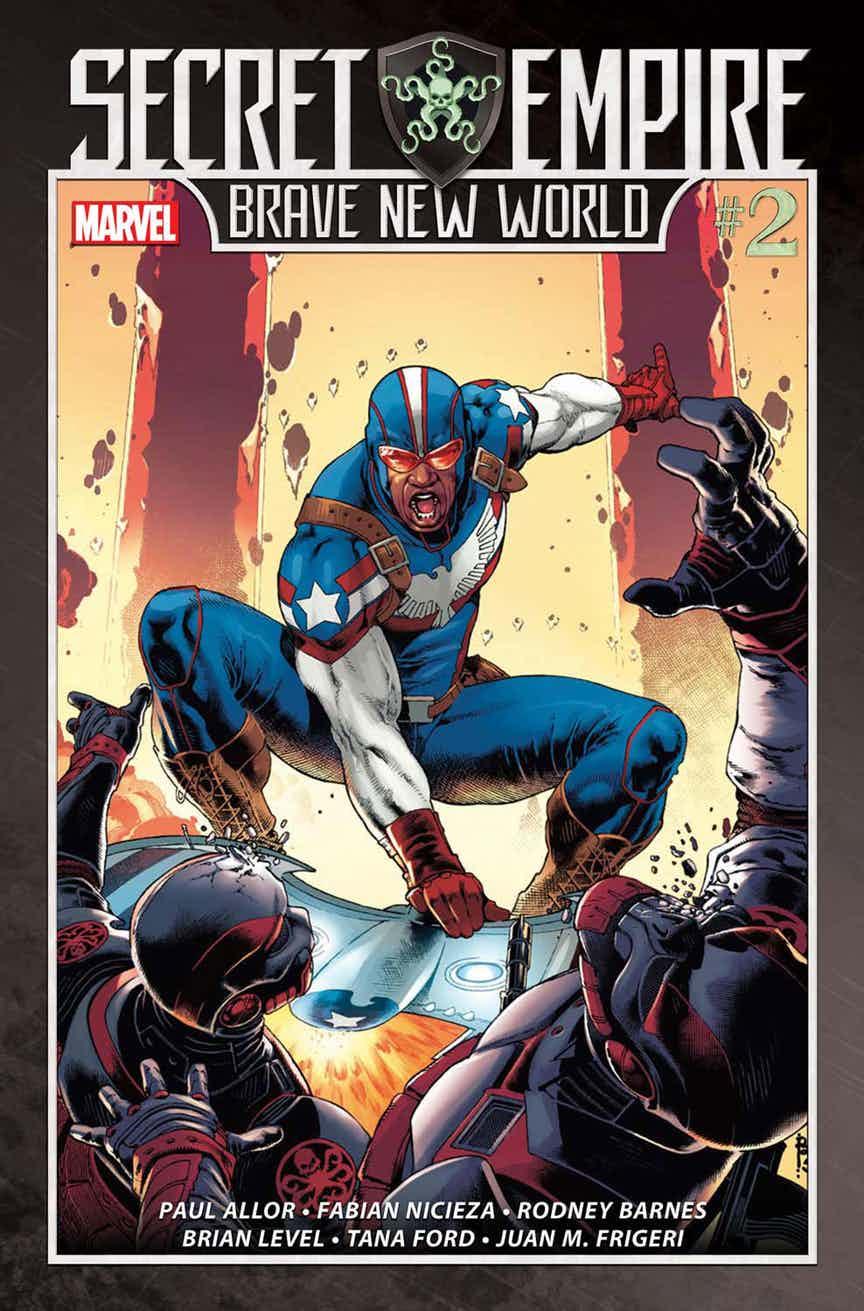 Как супергерои отреагируют на предательство Капитана Америка | Канобу - Изображение 2461
