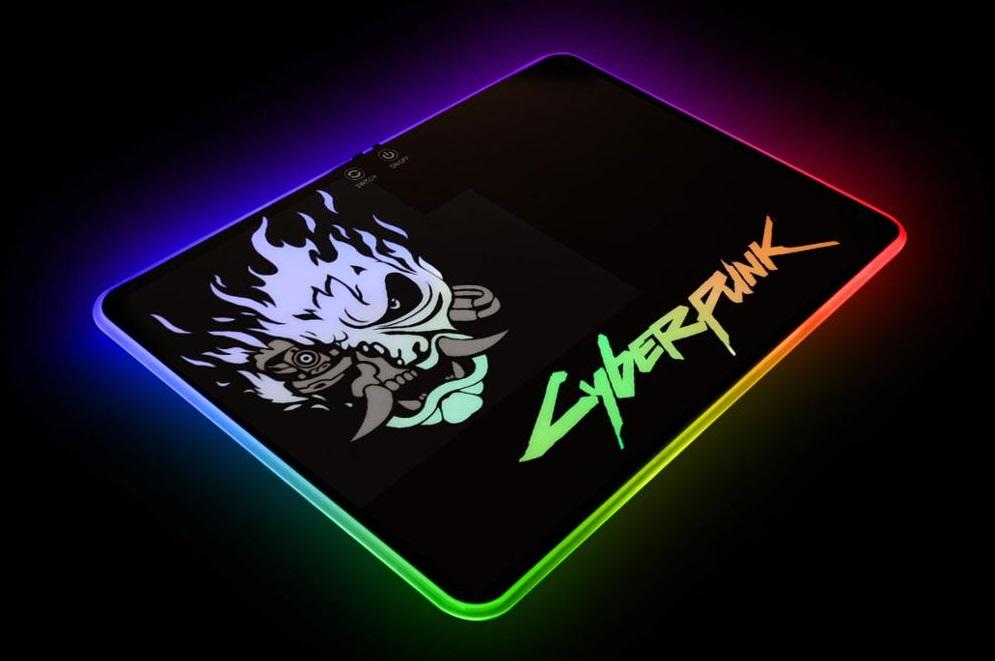 Лучшие товары в стиле Cyberpunk 2077 с AliExpress - смартфоны, наушники, коврики, рюкзаки | Канобу - Изображение 5893
