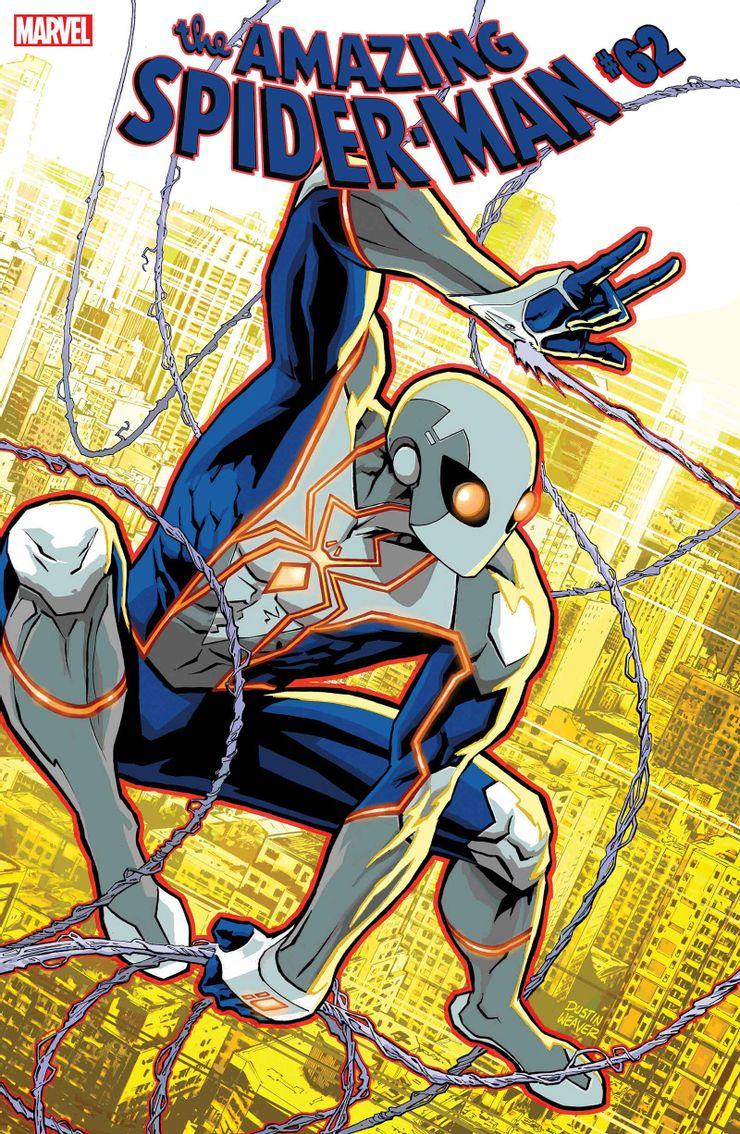 Человек-паук получит новый технологичный костюм вкомиксах Marvel   Канобу - Изображение 9289