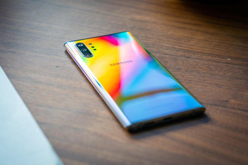 Лучшие смартфоны 2019 года - топ-20 самых мощных, красивых и крутых смартфонов в мире | Канобу - Изображение 10549