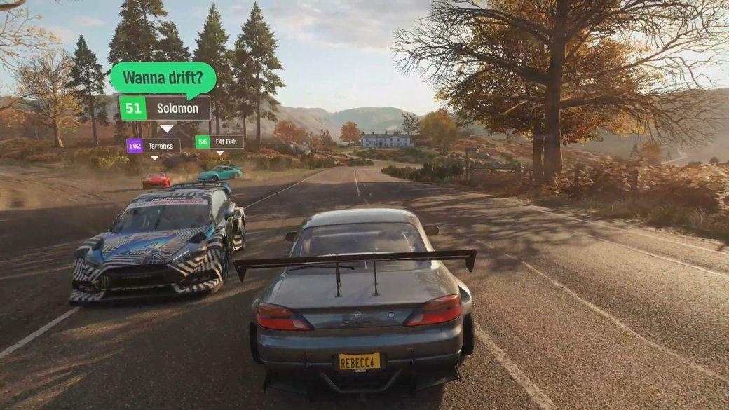 Е3 2018: стремительные ММО-гонки вролике Forza Horizon4. Фестиваль продолжается!. - Изображение 1