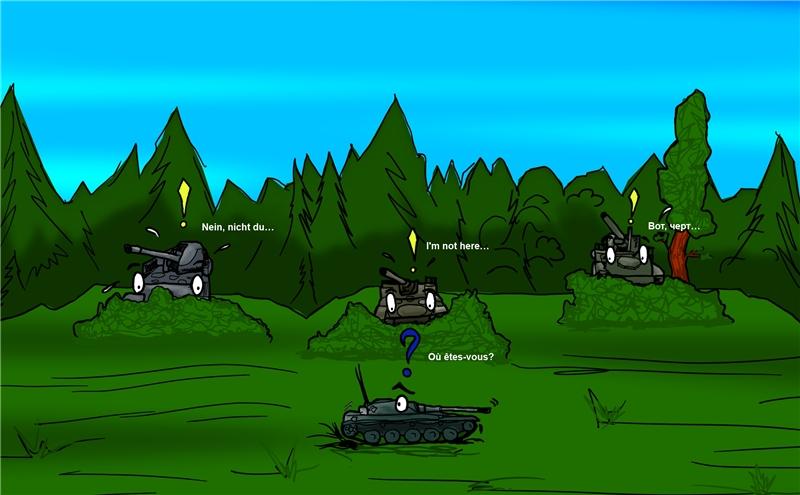 Разработчики World of Tanks (wot) ответили на вопросы об арте и колесниках | Канобу - Изображение 2