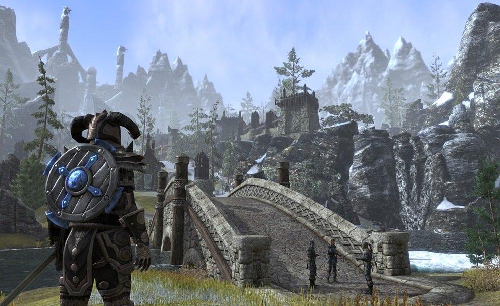 The Elder Scrolls Online не заставит вас полюбить MMORPG | Канобу - Изображение 1