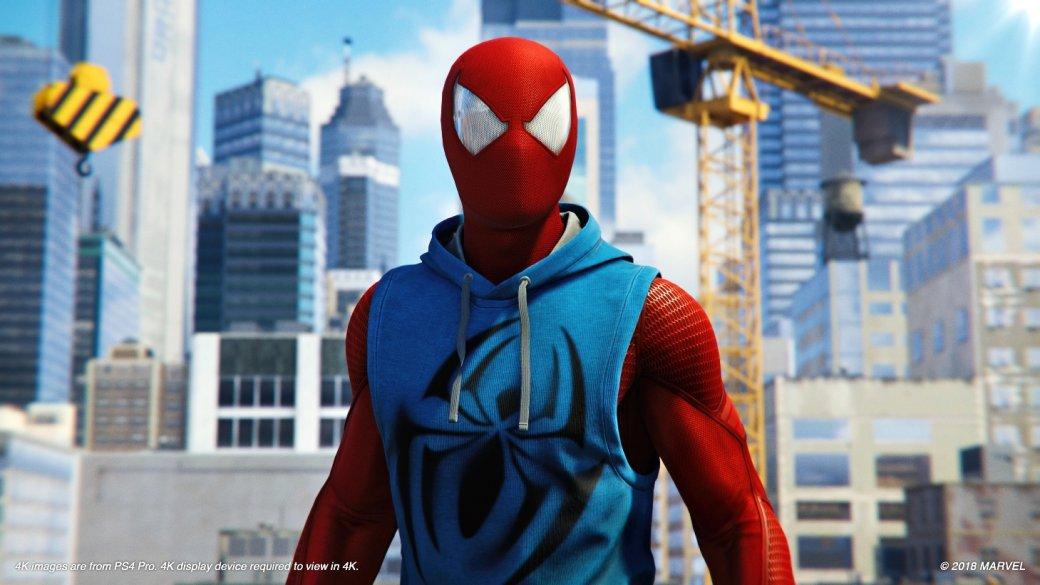 «Паучок» обогнал всех: продажи Spider-Man для PS4 бьют рекорды | Канобу - Изображение 1