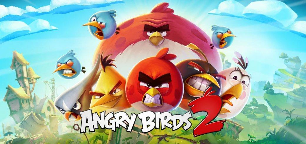 Angry Birds 2 анонсирована, выйдет через две недели   Канобу - Изображение 0