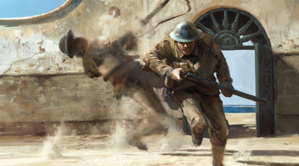 В Battlefield 1 будет шесть классов оружия и никаких обвесов | Канобу - Изображение 6135