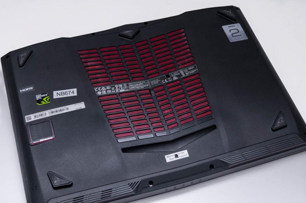 Обзор MSI Dominator Pro GT62VR | Канобу - Изображение 6