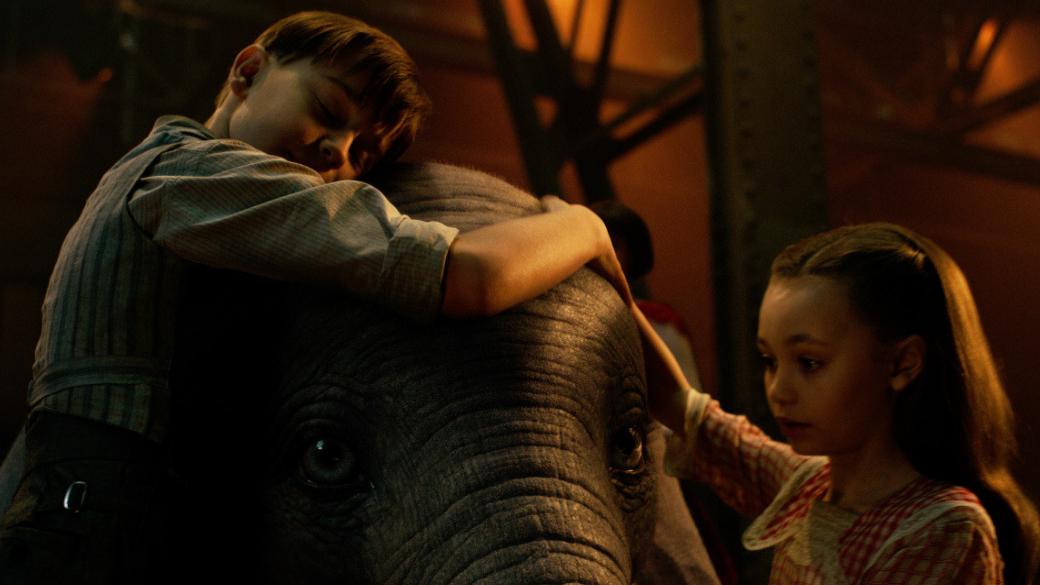 «Дамбо»— совсем другая история олетающем слоненке отТима Бертона | Канобу - Изображение 2