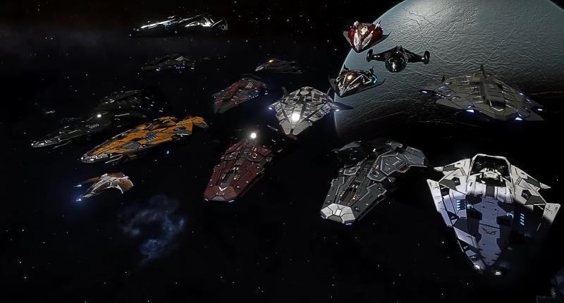 Игроки Elite: Dangerous объединились, чтобы спасти станцию-памятник в честь больного раком пилота | Канобу - Изображение 1112
