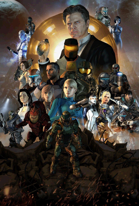 Фан-арты недели. «Война Бесконечности», God ofWar, Дэдпул, Life IsStrange иStarCraft2   Канобу - Изображение 1669