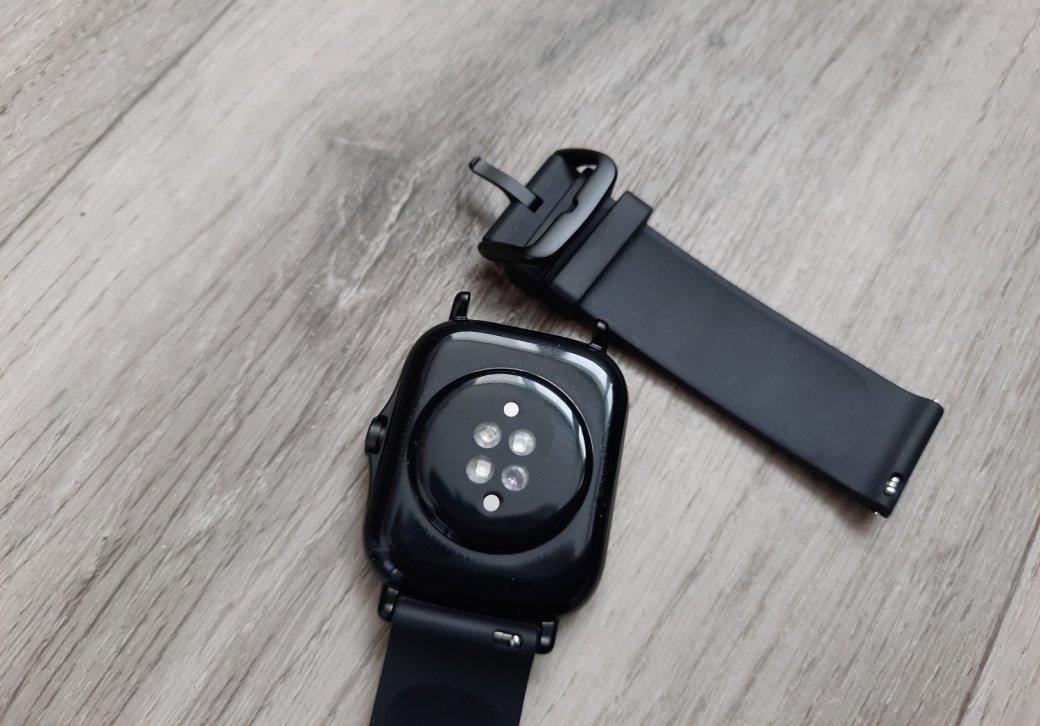 Обзор Amazfit GTS 2— «умных» часов смузыкальным плеером извонками   Канобу - Изображение 12502