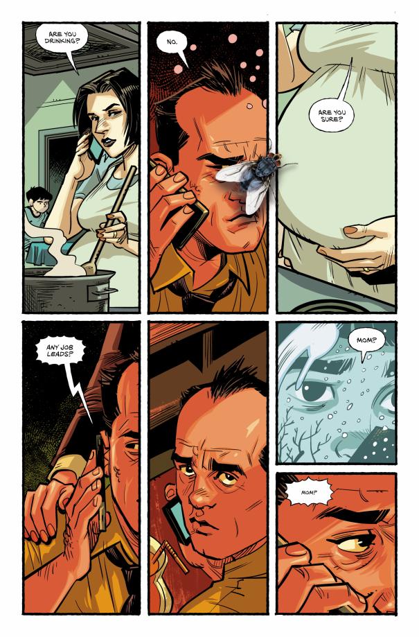 Первый взгляд на «Бойцовский клуб 3» — продолжение истории Чака Паланика в комиксах | Канобу - Изображение 7