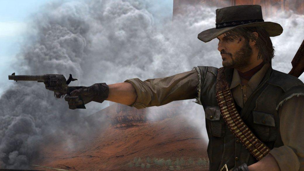 10 фактов о Red Dead, Red Dead Redemption и Red Dead Redemption 2, которые выдолжны знать  | Канобу - Изображение 849