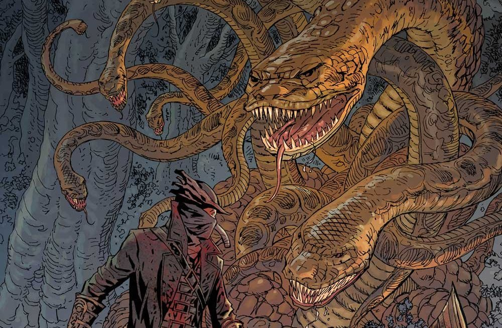 Опыт. Как яредактировал русский перевод комикса «Bloodborne. Конец сна» | Канобу - Изображение 4
