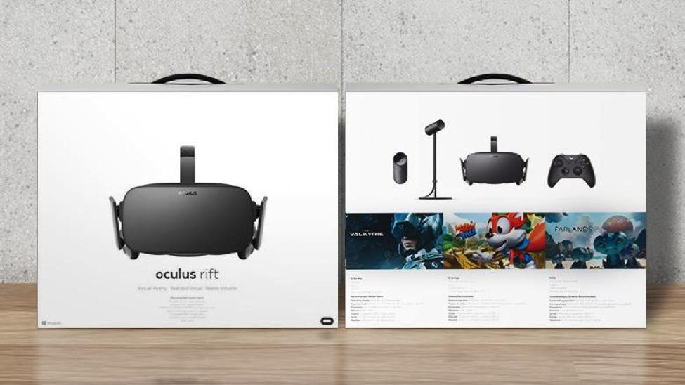 Oculus Rift официально поступит впродажу вЕвропе всентябре | Канобу - Изображение 4099