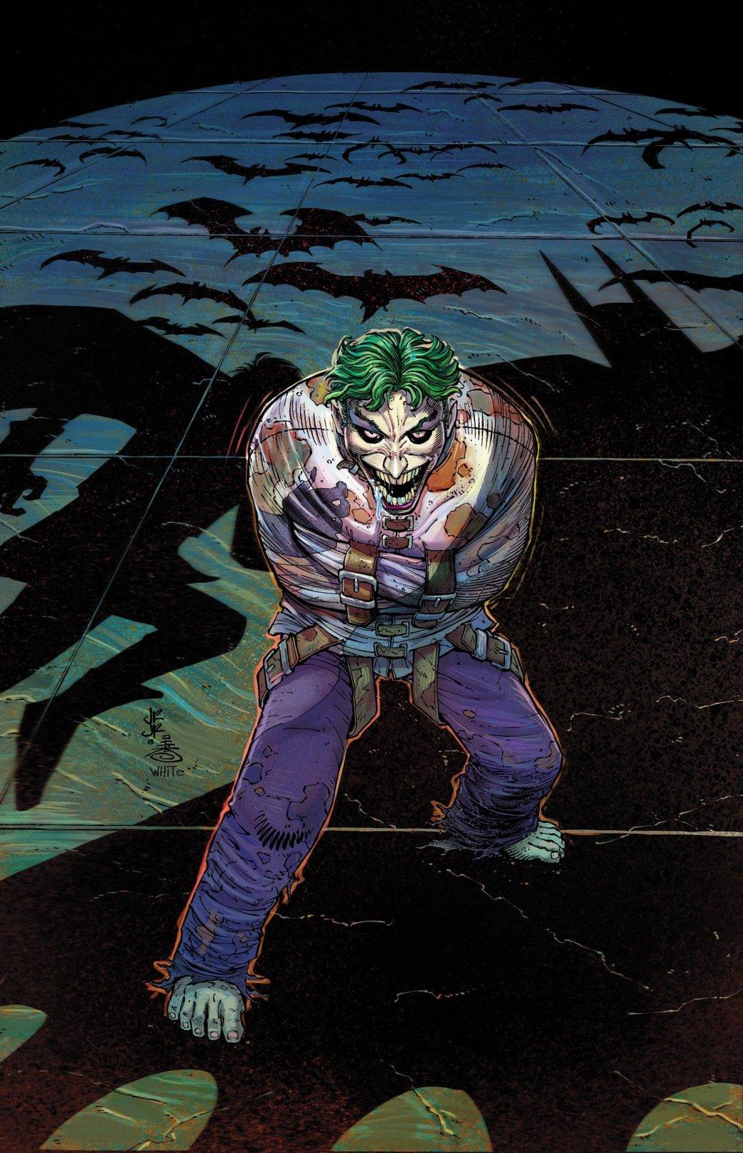 The Dark Knight: что нетак скомиксами Фрэнка Миллера про Бэтмена? | Канобу - Изображение 6