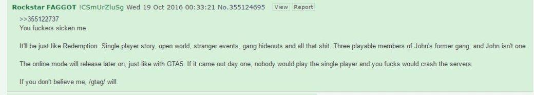 Слух: в Red Dead Redemption 2 будет три играбельных героя | Канобу - Изображение 0