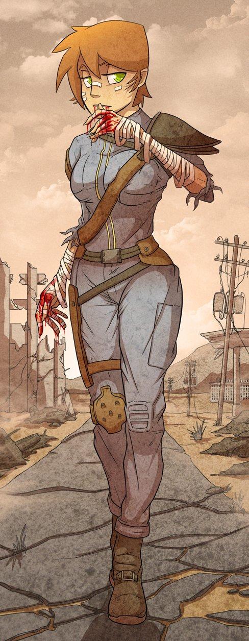 Лучший арт мира Fallout | Канобу - Изображение 70