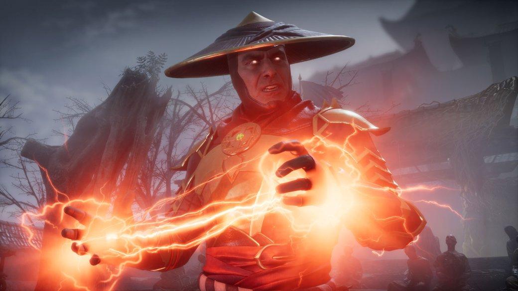 Жестокий первый трейлер Mortal Kombat 11, дата выхода игры на PC, PS4, Xbox One. TGA 2018 | Канобу - Изображение 2446