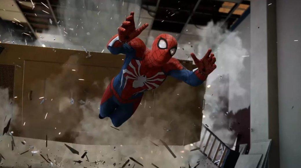 «Поймай меня, если сможешь!» — в Сети появился тизер DLC для новой Spider-Man | Канобу - Изображение 0