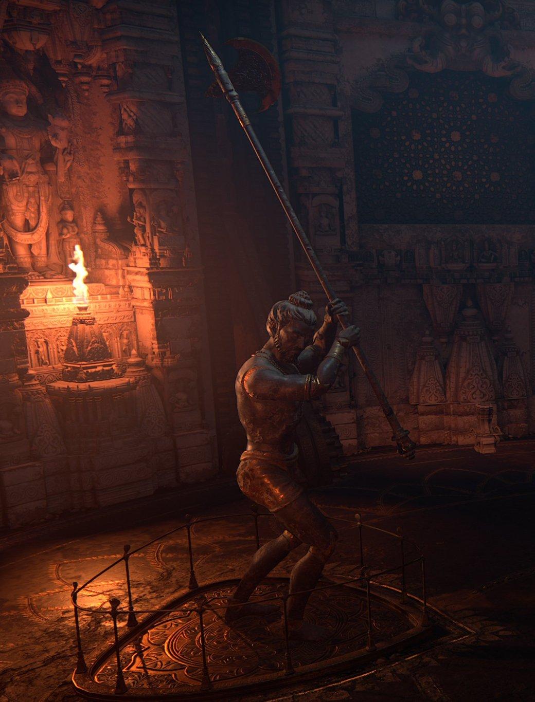 Индийская мифология и реальные места в Uncharted: The Lost Legacy | Канобу - Изображение 23